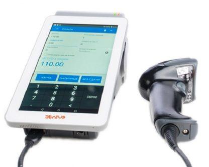 Кассовый аппарат онлайн ЭВОТОР 7.2 стандарт