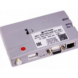 Фискальный регистратор онлайн PAYONLINE-01-ФА с принтером Custom VKP80II
