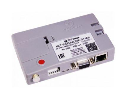 Фискальный регистратор онлайн PAYONLINE-01-ФА без принтера Custom VKP80II